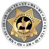 Western States Sheriffs Association Logo
