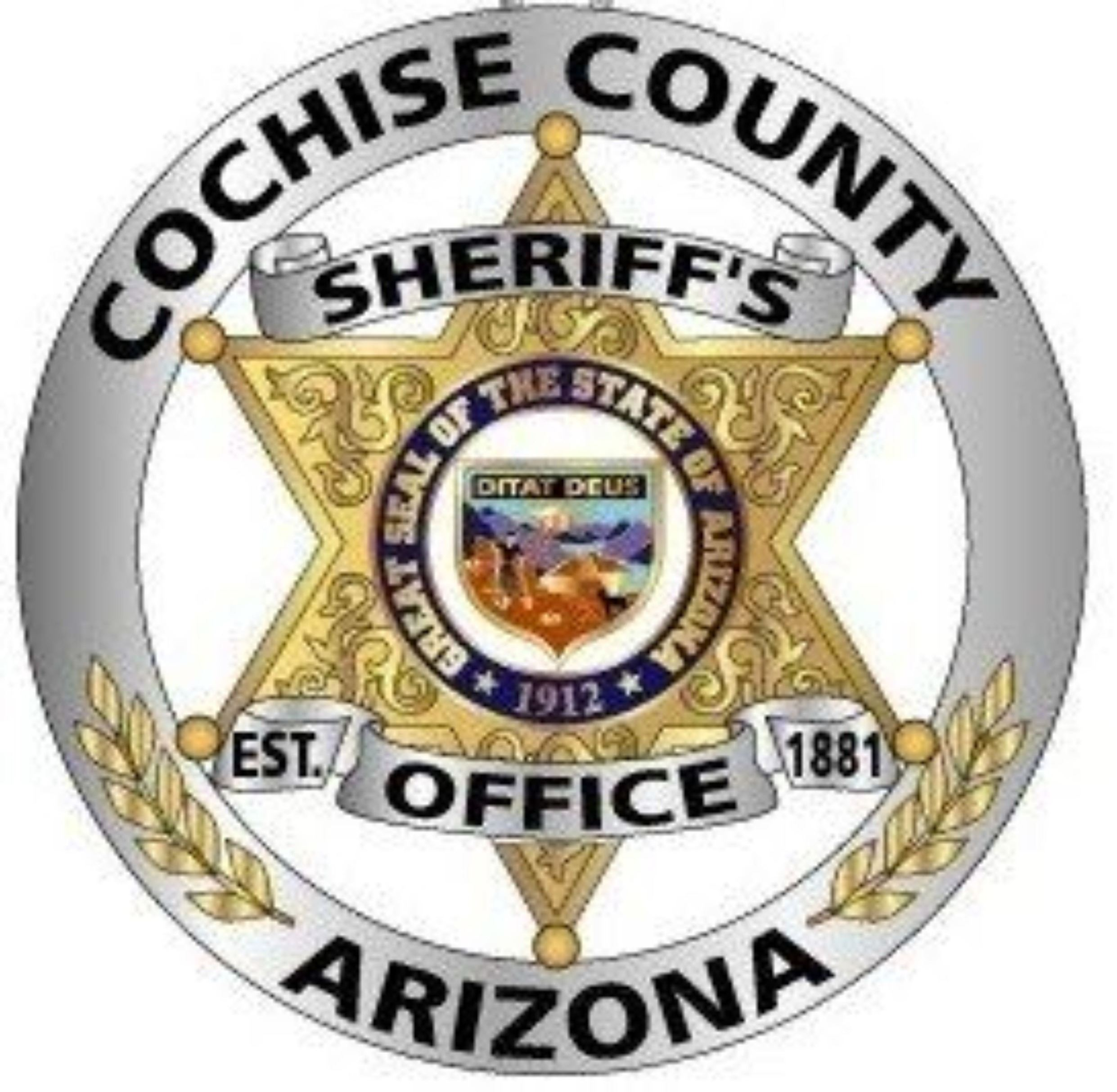 Cochise County Sheriffs Office Shield