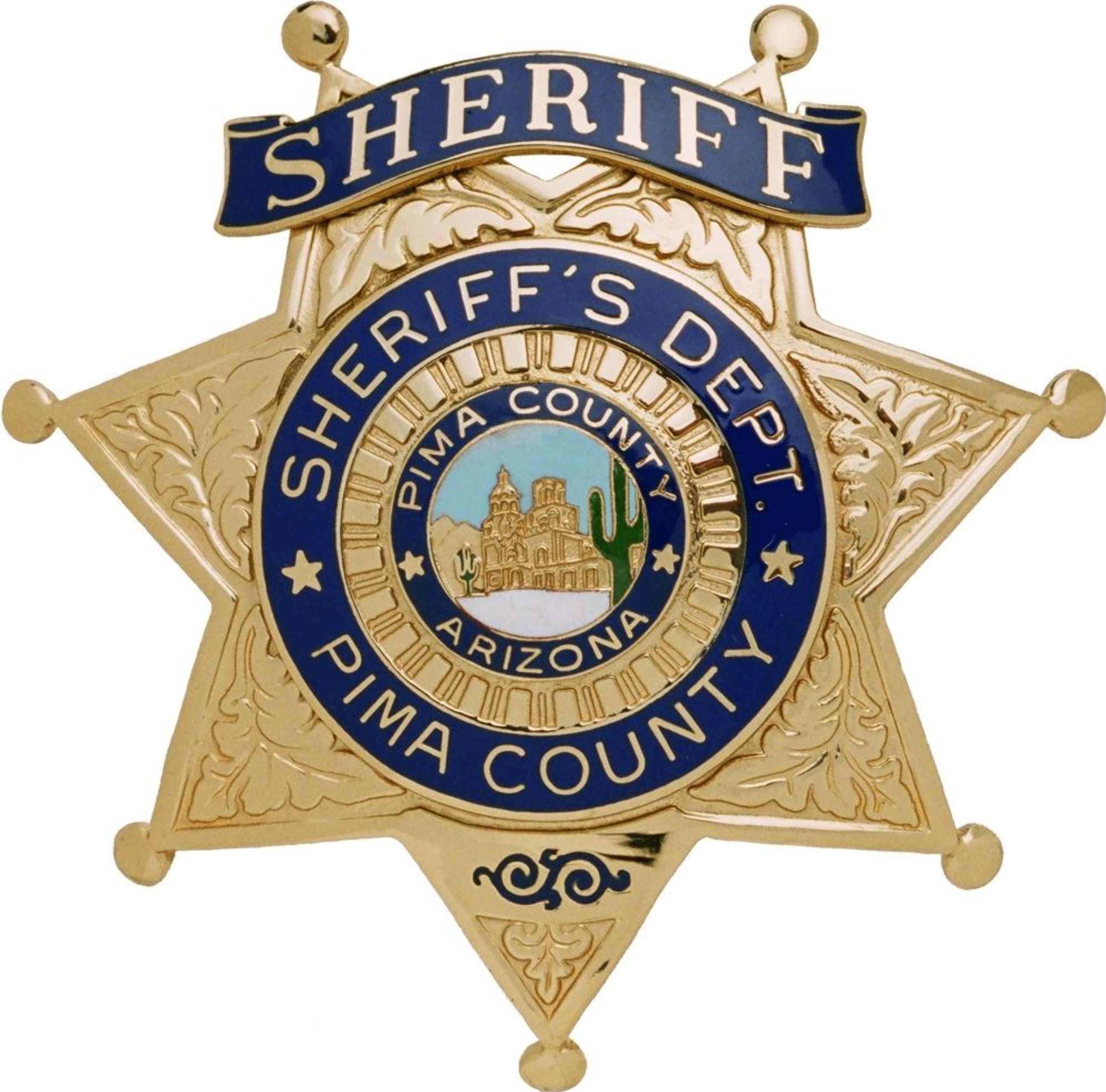 Pima County Sheriffs Office Shield
