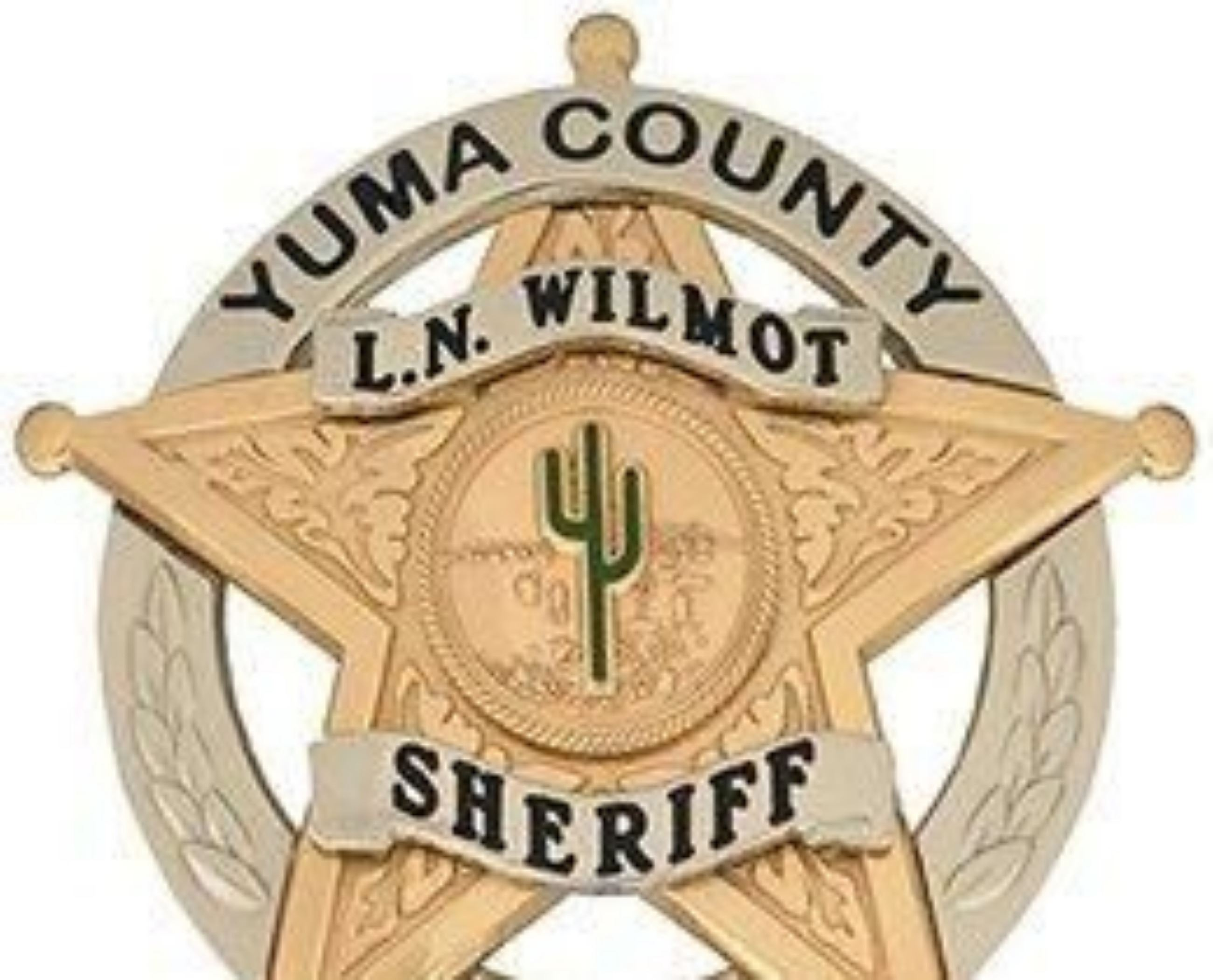 Yuma County Sheriffs Office Shield