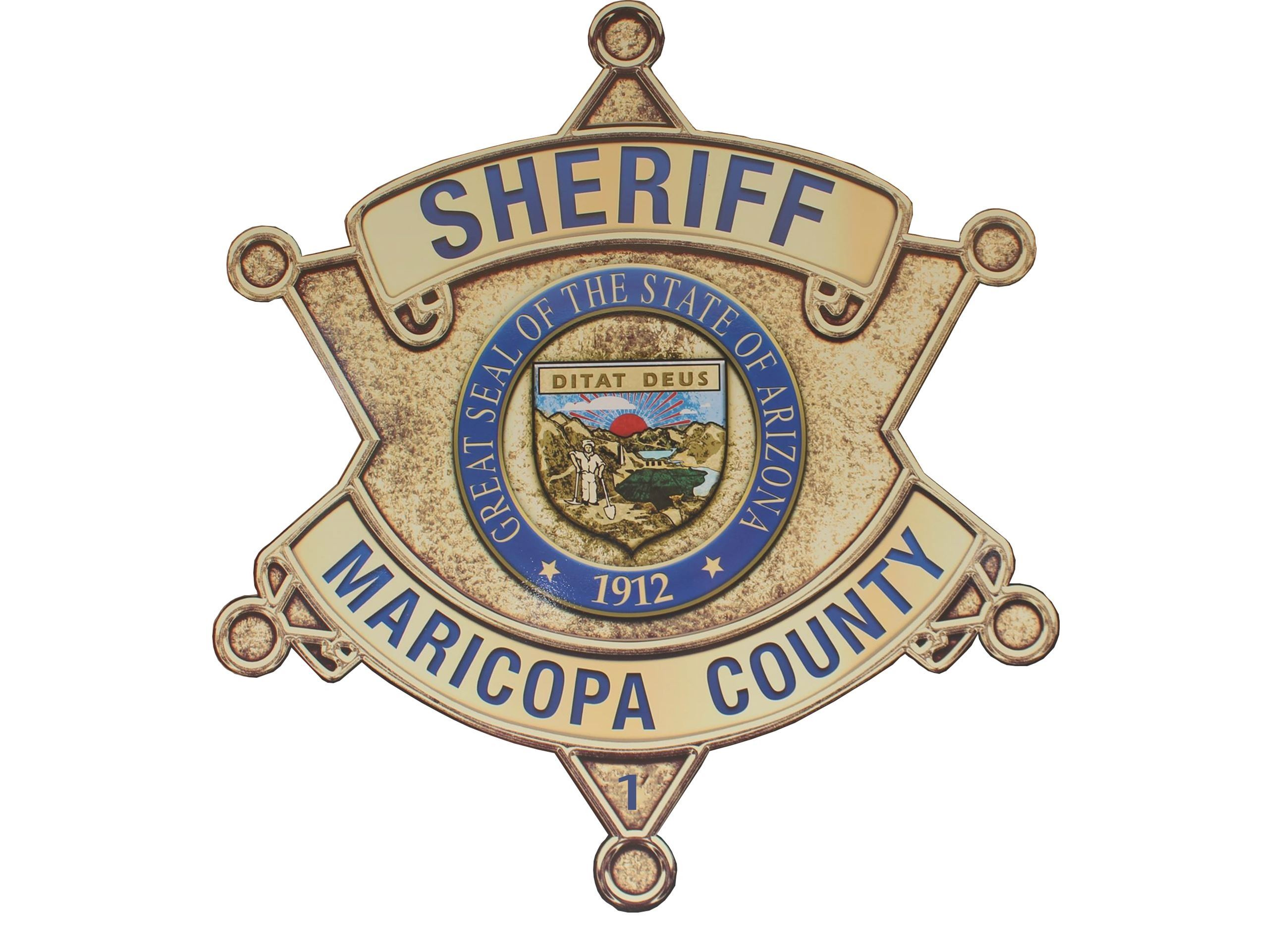 Maricopa County Badge